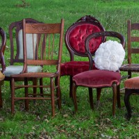 Dallas Vintage Furniture Rental | Dixie Does Vintage