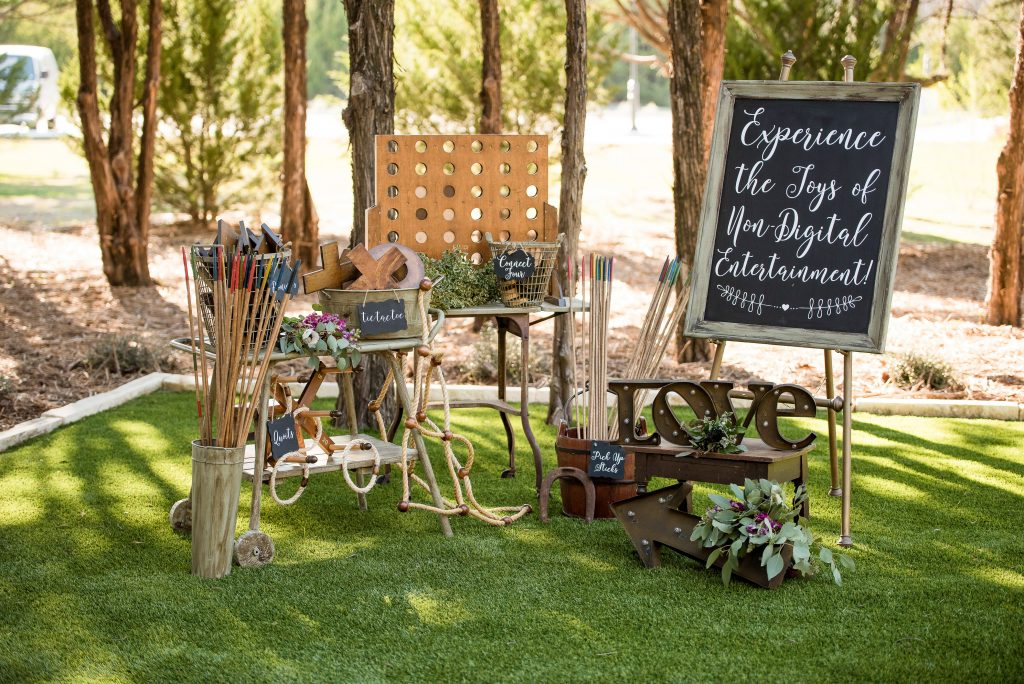 Backyard Wedding Games dallas wedding lawn games – dixie does vintage rentals dfw yard and
