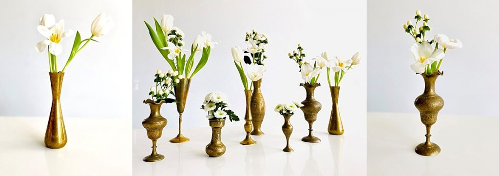 bud vase centerpieces for weddings