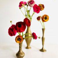 bud vase wedding centerpieces