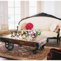 Wedding Lounge Vintage Style