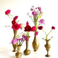 boho floral design