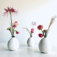 wedding white floral centerpieces